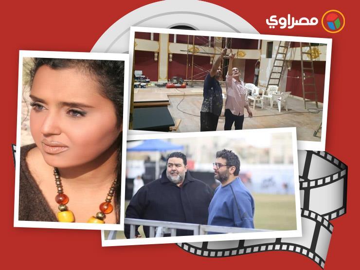 النشرة الفنية  وفاة منتج وموقف محرج لممثلة على المسرح ورقم قياسي لمحمد صبحي