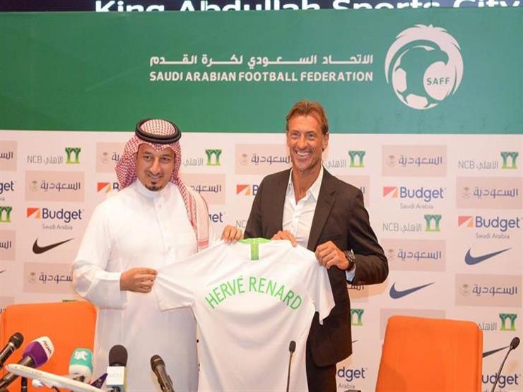 رينار يتحدث عن مهتمته وأهدافه بعد تولي تدريب منتخب السعودية