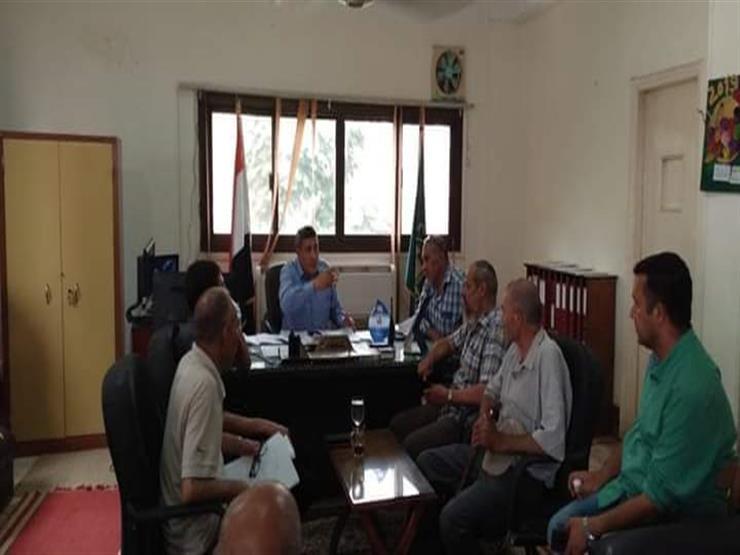 تشكيل لجنة لرصد التعديات على أملاك الدولة في كفر شكر بالقليوبية