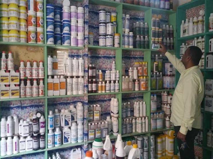الزراعة تشن حملات على مراكز بيع الأدوية واللقاحات البيطرية بالمحافظات