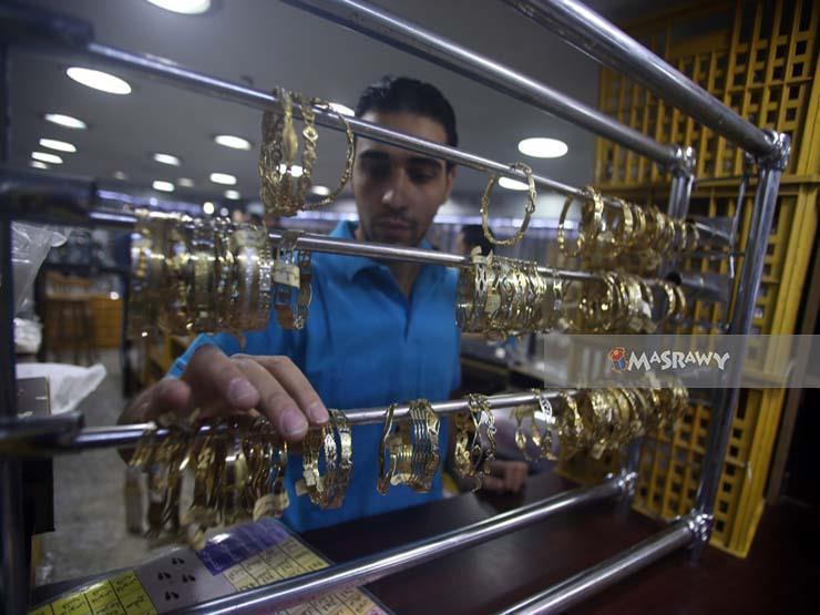 تعرف على أسعار الذهب بالسوق المحلي اليوم