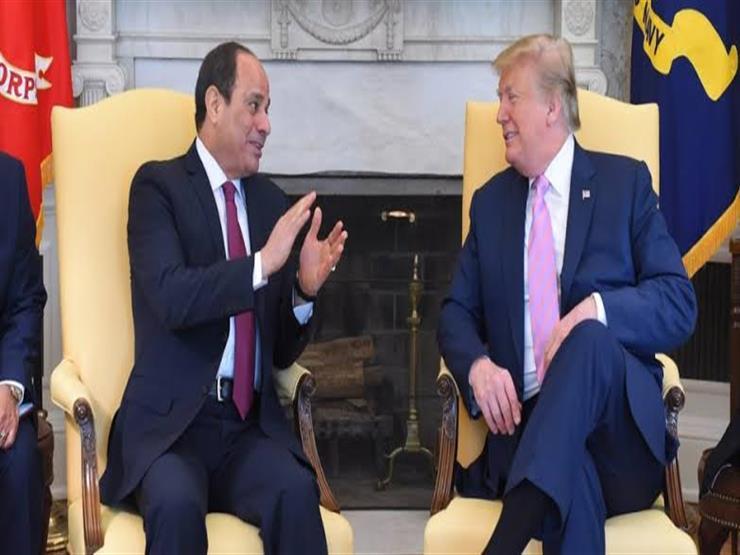 السيسي: الرأي العام المصري لن يقبل بأن يصل الإسلام السياسي للحكم