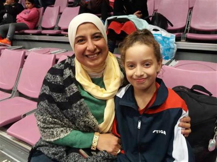 والدة أصغر لاعبة في أولمبياد طوكيو: طريق ابنتي مازال طويلًا
