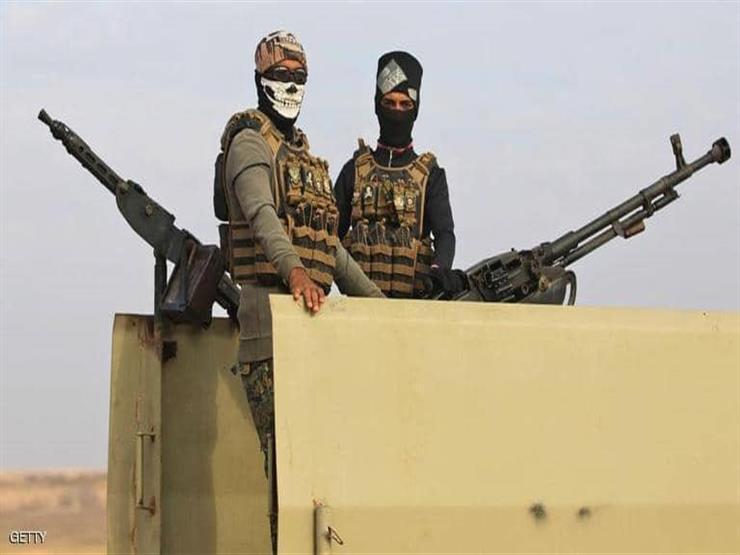 قوات الحشد بالعراق تحبط هجومًا إرهابيًا في صلاح الدين