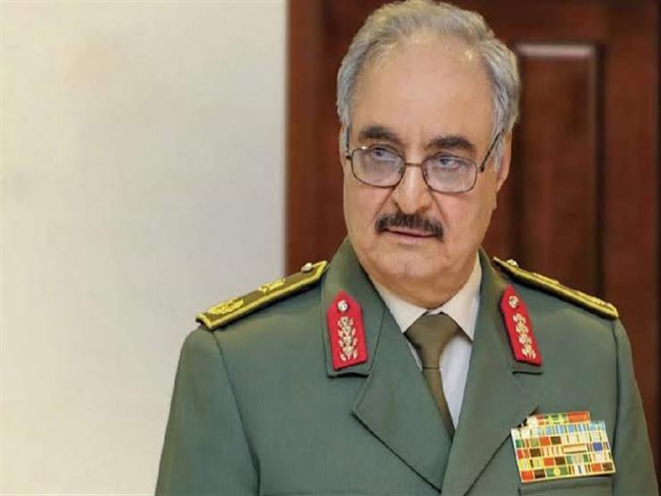 حفتر في رسالة لبوتين : أؤيد عقد مباحثات السلام بشأن ليبيا في موسكو