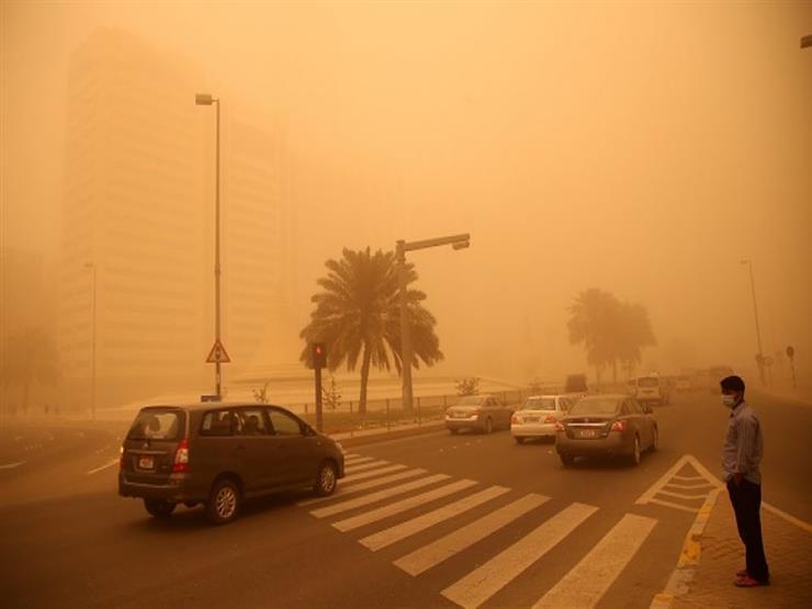 """مرور جنوب سيناء: نشر دوريات على جميع الطرق للتعامل مع """"العاصفة الرملية"""""""