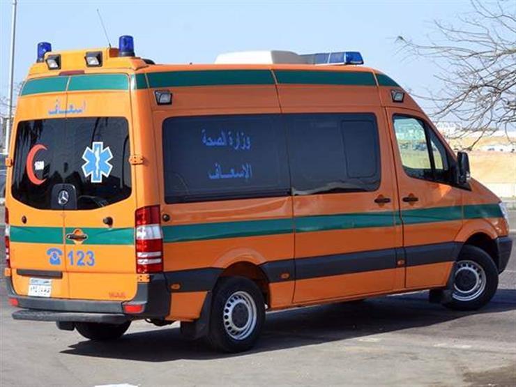 """بالأسماء.. إصابة 6 أشخاص في انقلاب ميكروباص على """"صحراوي البحيرة"""""""