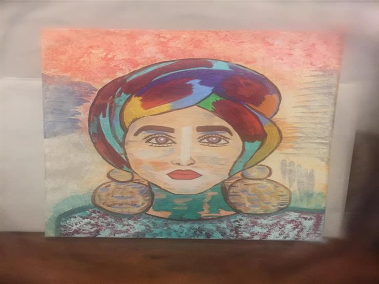 أول تجربة بعد الـ60 سنة.. الأوبرا تستقبل أول معارض الفنانة عبلة عامر