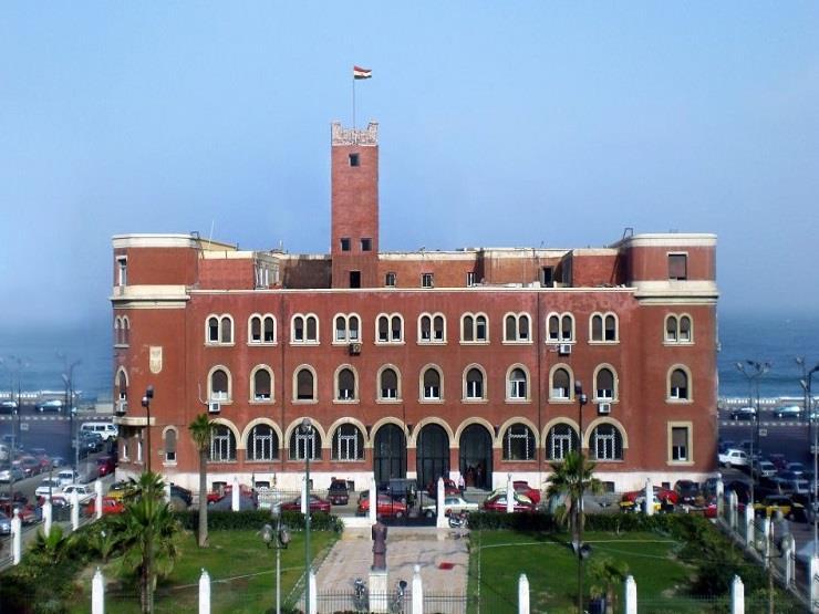 تعطيل الدراسة بجامعة الإسكندرية غدًا
