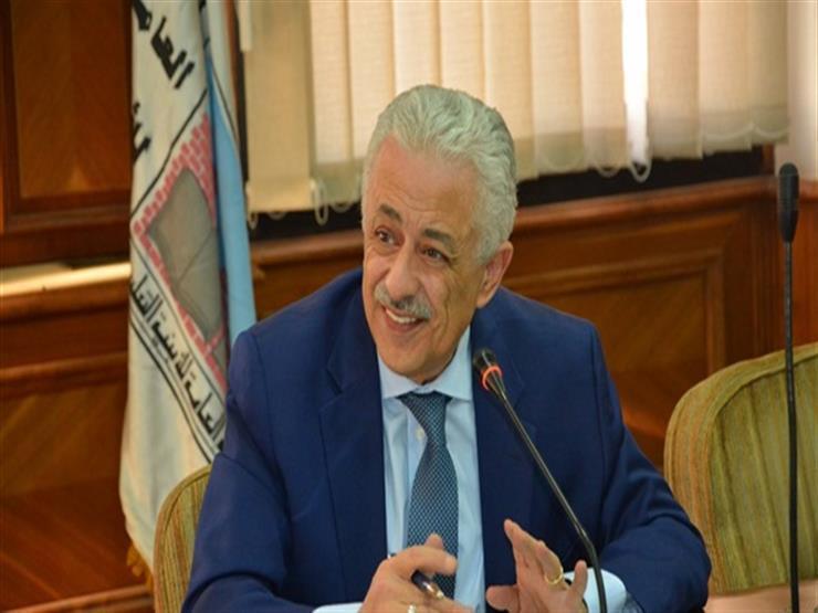 وزير التعليم: إطلاق قناتين تعليميتين جديدتين في 15 نوفمبر القادم