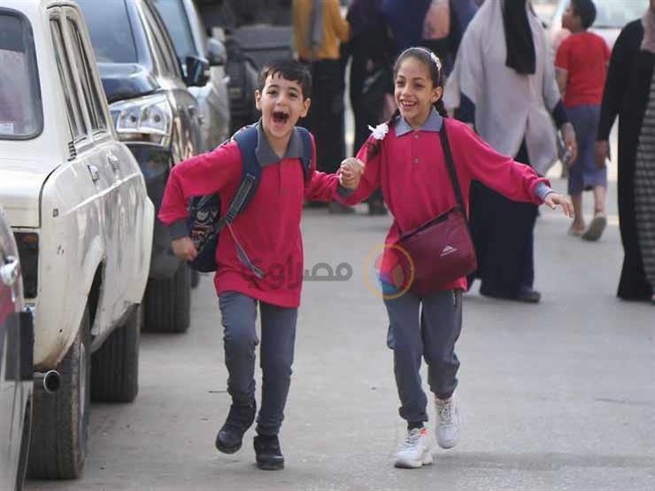 """""""الدراسة بدأت"""".. انطلاق العام الدراسي الجديد في 60 ألف مدرسة لـ23 مليون طالب وطالبة"""