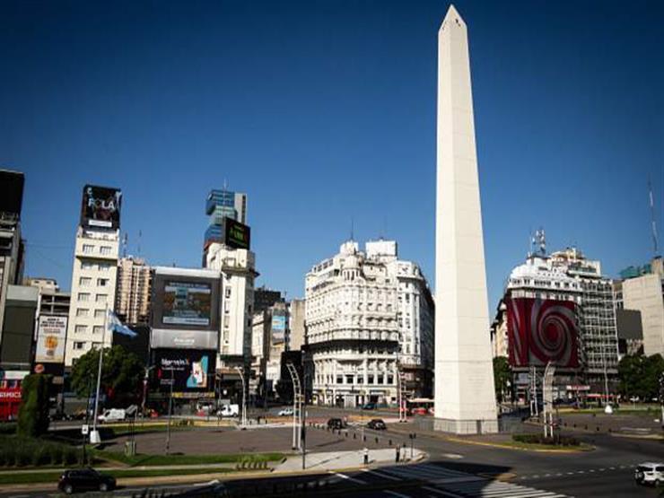 الأرجنتين تصبح أصغر دولة في العالم تتجاوز المليون إصابة بكورونا