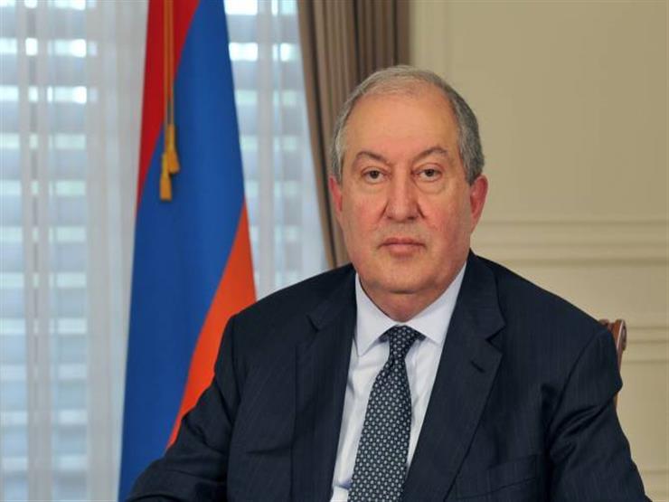 """رئيس أرمينيا يدعو إلى إعادة أذربيجان لمجموعة """"مينسك"""""""