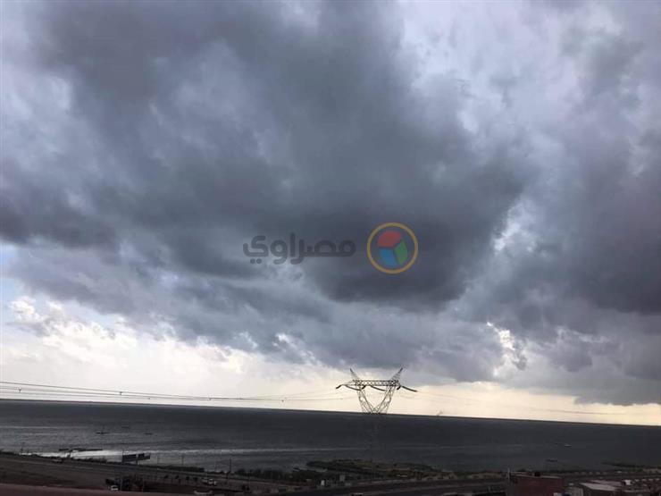 ليس بينها القاهرة.. الأرصاد تعلن أماكن سقوط الأمطار حتى السبت