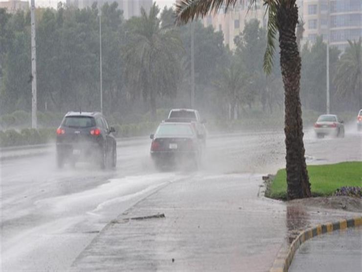 الأرصاد تعرض فيديوهات لسقوط أمطار غزيرة بالإسكندرية وكفر الشيخ
