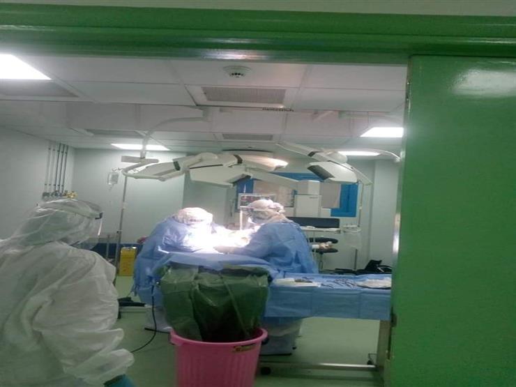 مستشفى العزل بالعبور: الموجة الحالية أشد شراسة وهناك زيادة ملحوظة بأعداد مصابي كورونا