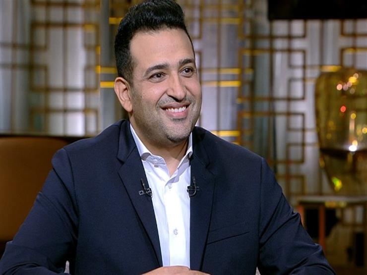 الشاعر تامر حسين: تعلمت الكثير من الهضبة.. وعمرو مصطفى أول من قدمني للوسط الغنائي