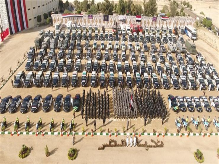 قوات التدخل السريع تجوب محيط اللجان الانتخابية.. وتمركز الشرطة النسائية أمام المقار