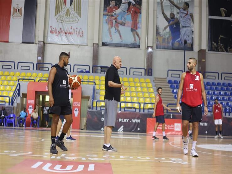 الإعلان عن قائمة منتخب مصر لمعسكر تصفيات إفريقيا لكرة السلة