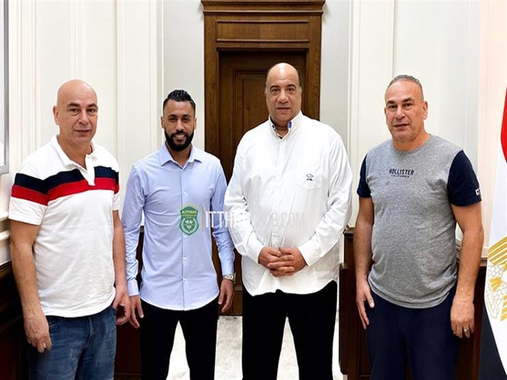 رسميا.. حسام عاشور ينضم للاتحاد السكندري.. والأهلي قد تكون مواجهته الأولى