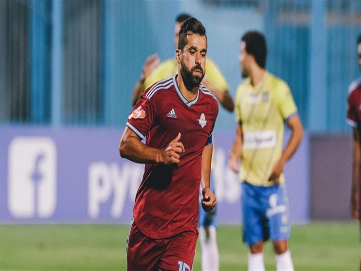عبدالله السعيد أفضل لاعب بنهائي الكونفدرالية