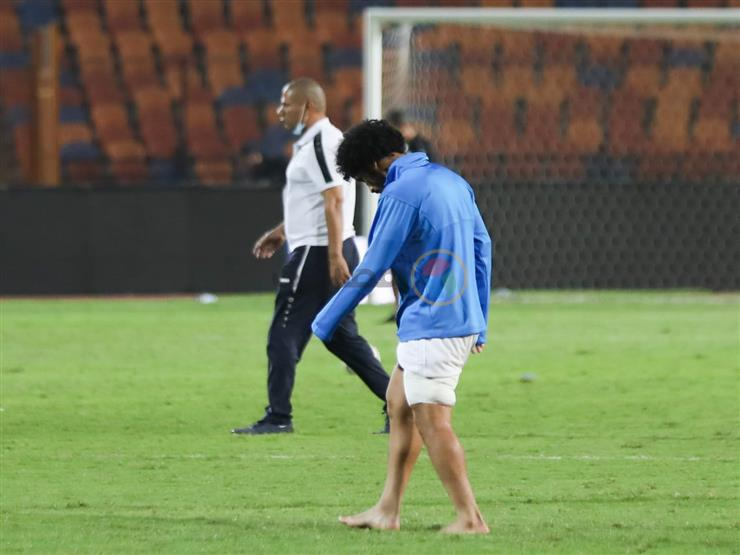 مصدر لمصراوي: تأكد غياب أبو جبل و جمعة عن مباراة القمة