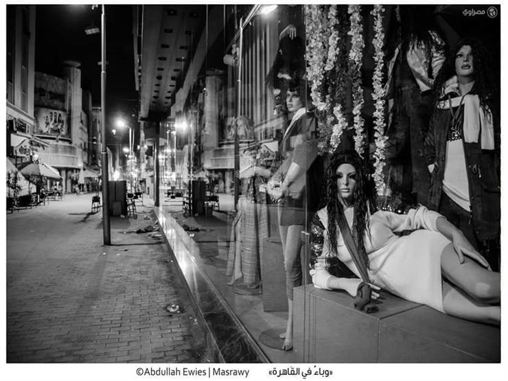 """""""القاهرة.. صخب مسلوب"""".. كورونا يطفئ أنوار القاهرة مبكرا (قصة مصورة)"""