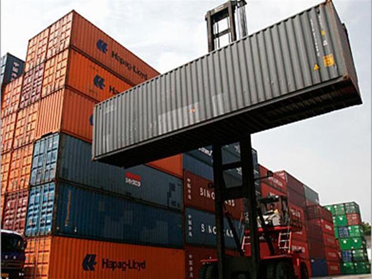 التجارة: صادرات مصر غير البترولية تقفز 23% في النصف الأول من 2021