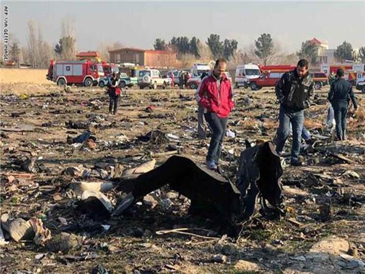 تحطم طائرة عسكرية عراقية ومقتل قائديها جنوبي تكريت