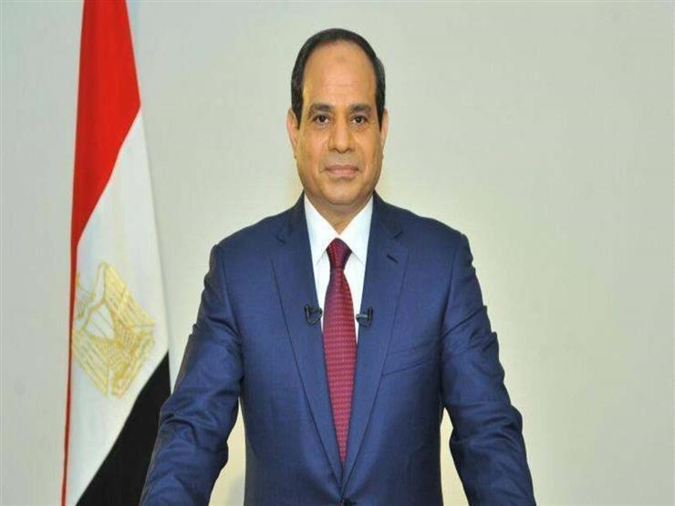 """السيسي: الدولة ستوفر لقاح """"كورونا"""" لكل المصريين"""