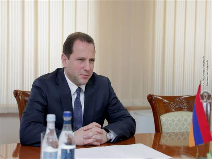 سبوتنيك: استقالة وزير دفاع أرمينيا ديفيد تونويان