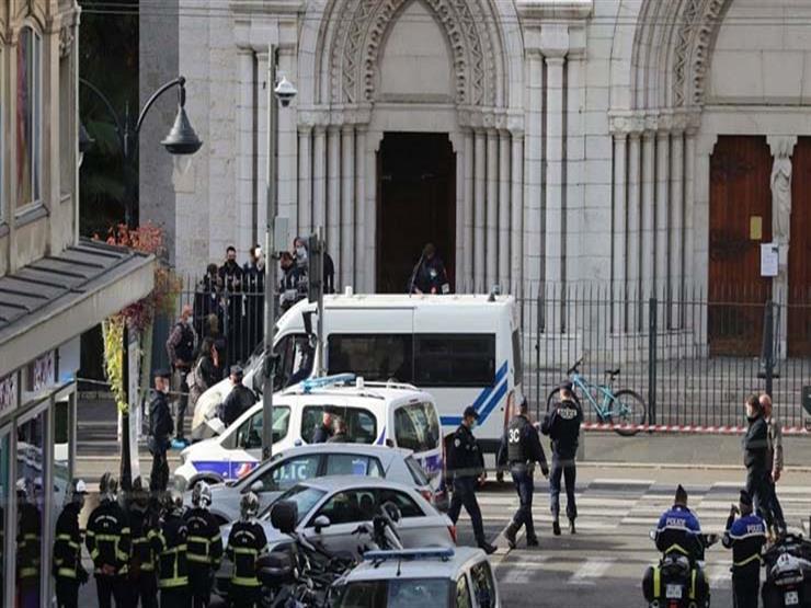 القبض على رجل على خلفية الهجوم على كنيسة في نيس