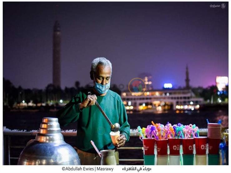 """""""ليلة عمل أخيرة"""".. العمالة غير المنتظمة في مهب رياح كورونا (قصة مصورة)"""