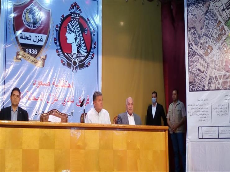 هشام توفيق: أداء فريق غزل المحلة دفعنا للتعجيل بخطة تطوير النادي