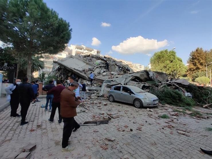 السعودية تأسف لمقتل وإصابة العشرات نتيجة زلزال ضرب أزمير التركية