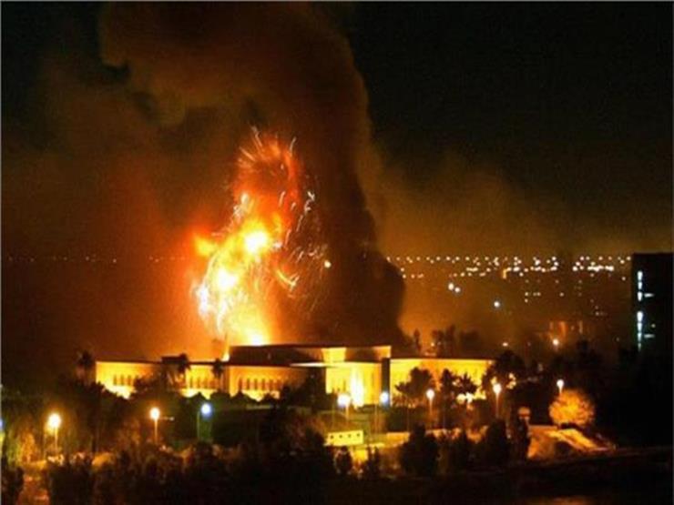 سماع دوي انفجار قوي يهز العاصمة العراقية بغداد