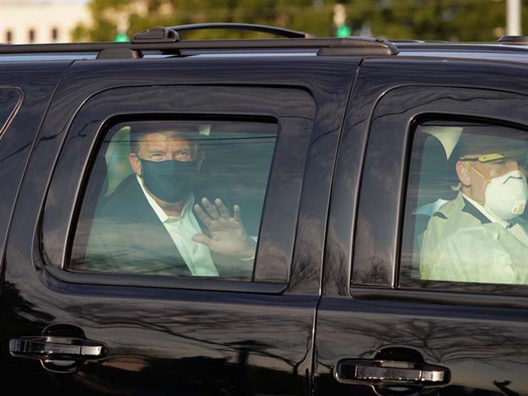 ترامب وكورونا: لماذا غادر الرئيس المستشفى لفترة وجيزة لتحية أنصاره؟
