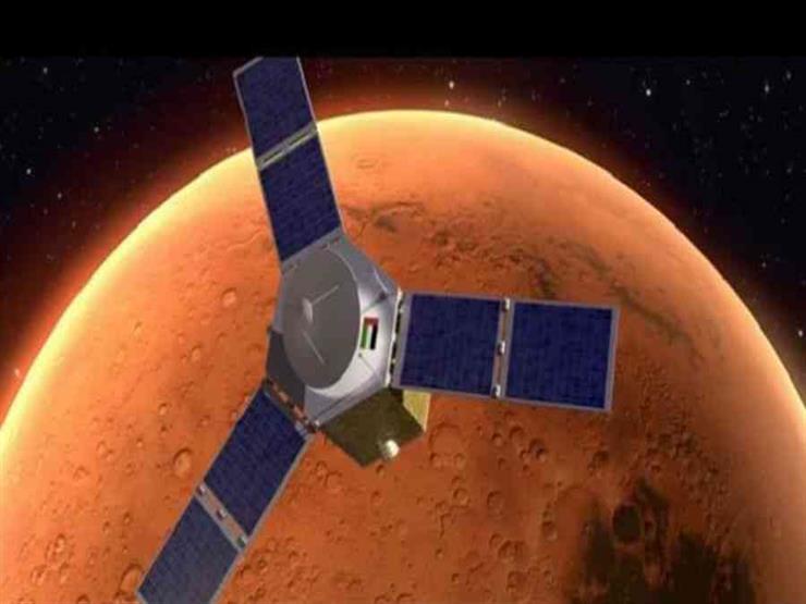الإمارات: مسبار الأمل يصل الى مداره العلمي حول المريخ
