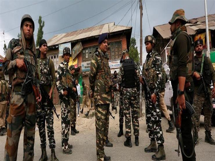 مقتل مسلحين اثنين جراء اشتباكات مع القوات الهندية بإقليم كشمير
