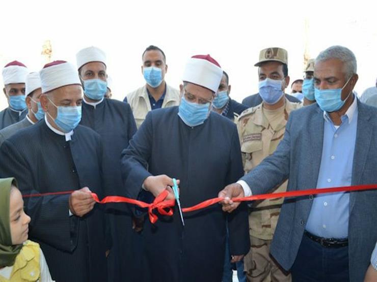 ضمن خطة عمارة بيوت الله.. الأوقاف: افتتاح 23 مسجدا جديدا بـ 5 محافظات