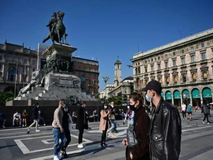 صدامات في روما بين متظاهرين مناهضين للتدابير الصحية والشرطة