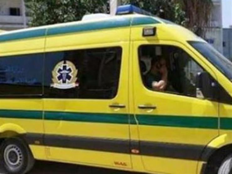 """إصابة 6 عمال إثر انقلاب """"ميكروباص"""" في العاشر من رمضان"""