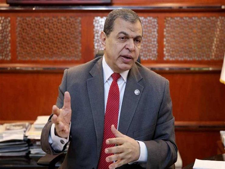 القوى العاملة: مصريان يحصلان على  774 ألف جنيه مستحقات بالسعودية