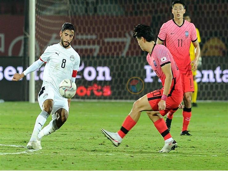 مصدر يوضح لمصراوي سبب غياب ناصر ماهر عن مباراة إسبانيا