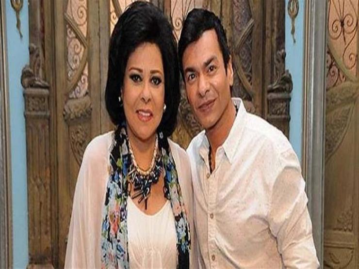 """إسعاد يونس تغني """"بحبك"""" مع محمد محي في صاحبة السعادة"""