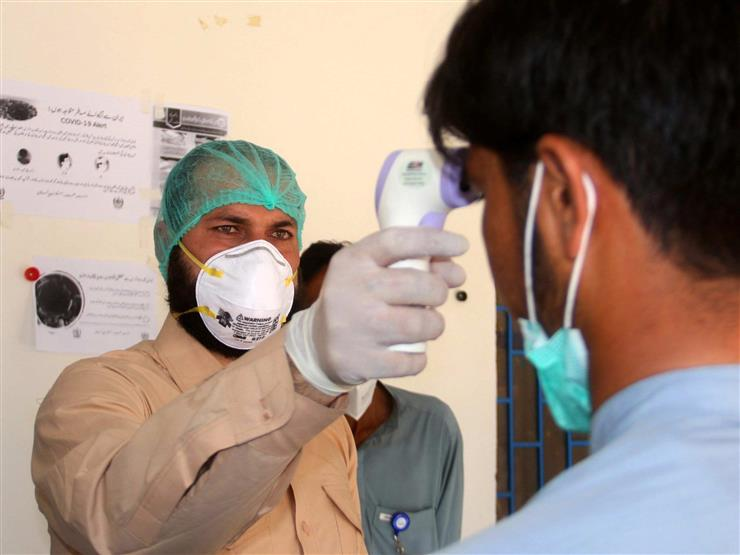 خلال 24 ساعة.. باكستان تُسجل 4858 حالة إصابة و40 وفاة جديدة بكورونا