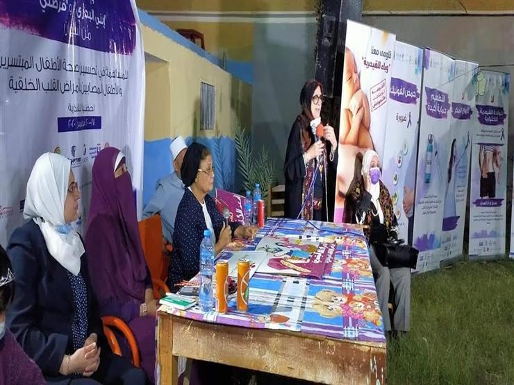 خريجو الأزهر تشارك في فعاليات اليوم العالمي للطفل المبتسر و القافلة التوعوية بمحافظة أسوان