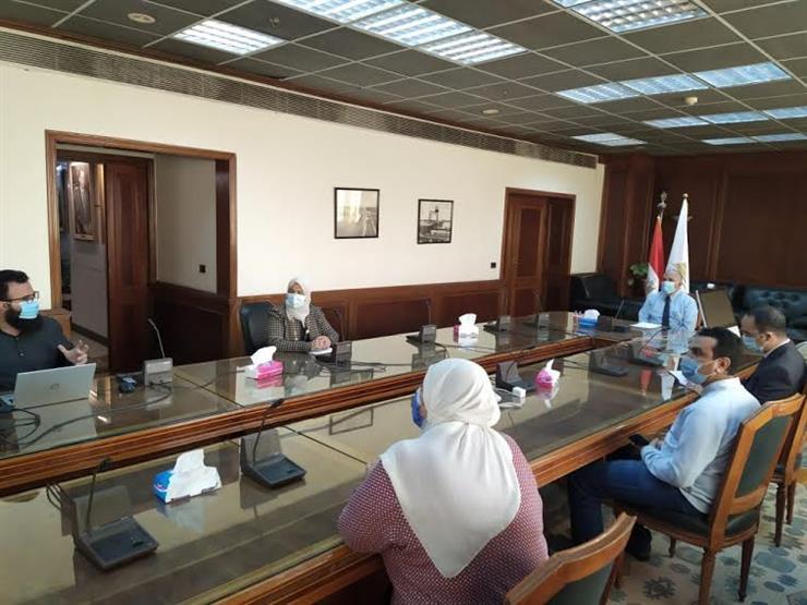 """وزير الري """" يعلن تعميم منظومة التحول الرقمي في جميع الجهات التابعة للوزارة"""