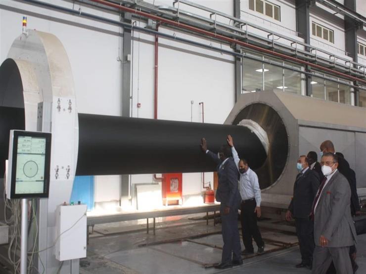 وفد سوداني رفيع المستوى يشيد بـ القاعدة الصناعية المتطورة بالعربية للتصنيع