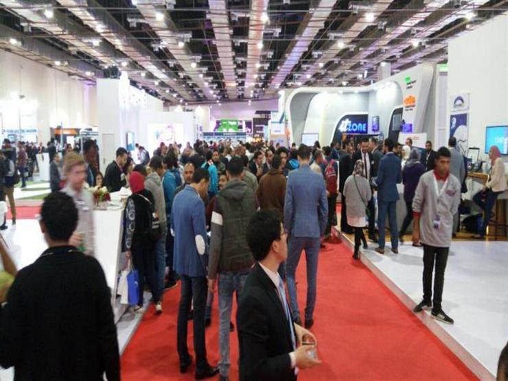 انطلاق الدورة الـ 24 لمعرض كايرو آي سي تي 2020 غدًا بمركز مصر للمعارض